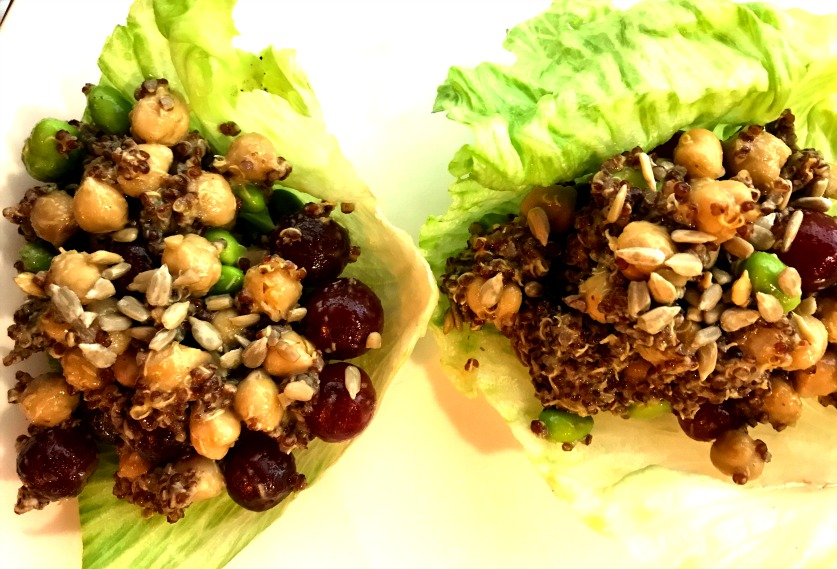 Quinoa Wrap Recipe