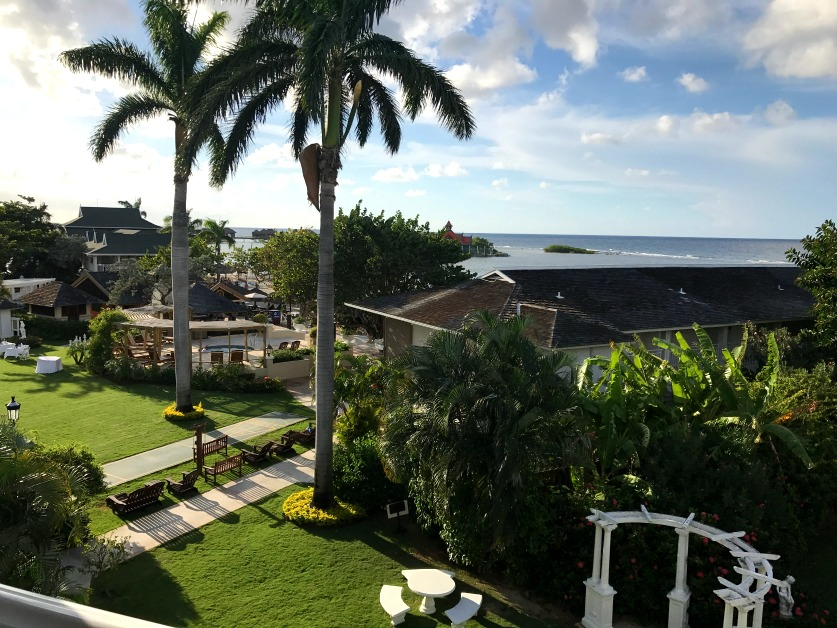 Sandals Resort from Room